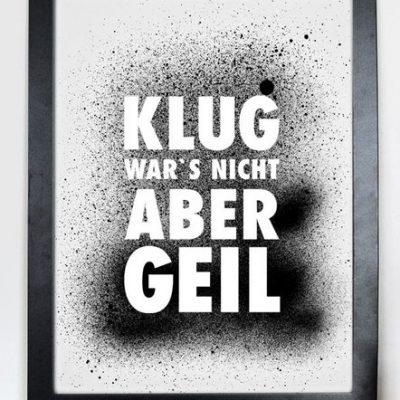 "Kunstdruck ""Klug...""-0"