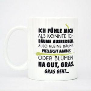 "Tasse ""Bäume ausreißen""-0"