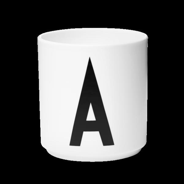 """Buchstabenbecher """"A""""-0"""