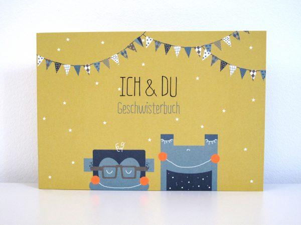 """""""Ich&Du"""" Geschwisterbuch-0"""