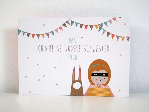 """Buch """"große Schwester&ich""""-0"""