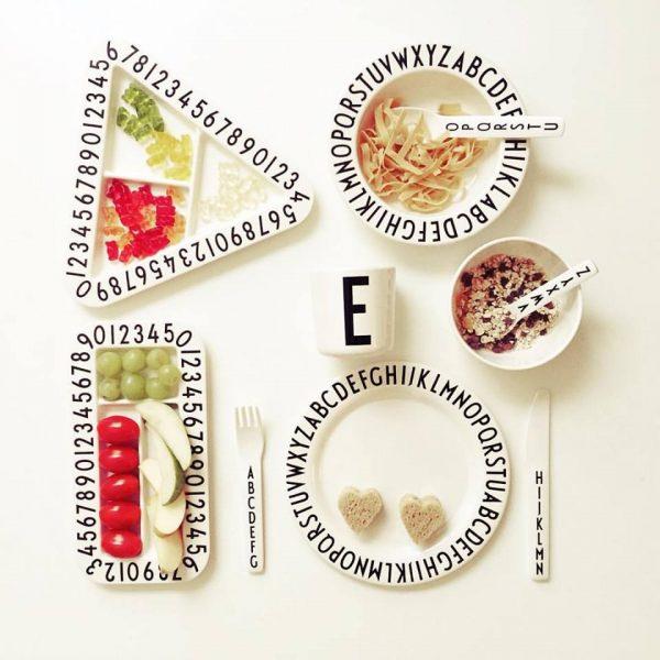 Buchstaben Snackplatte-426