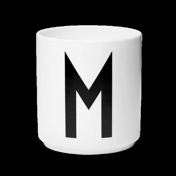 """Buchstabenbecher """"M""""-0"""