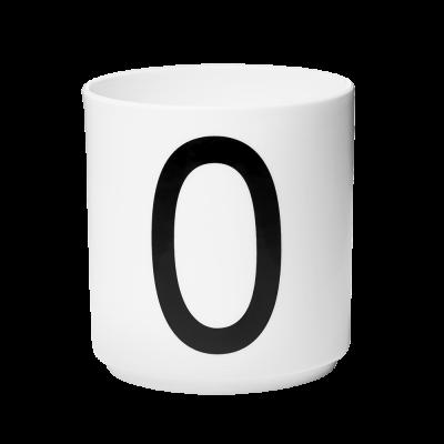 """Buchstabenbecher """"O""""-0"""
