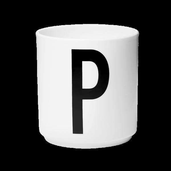 "Buchstabenbecher ""P""-0"