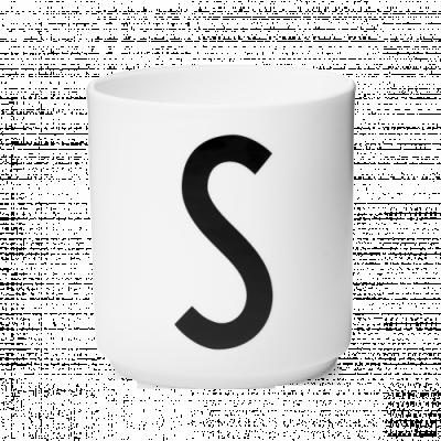 """Buchstabenbecher """"S""""-0"""