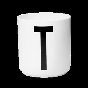 "Buchstabenbecher ""T""-0"