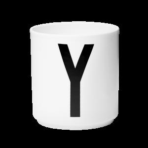 """Buchstabenbecher """"Y""""-0"""
