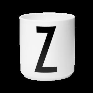 """Buchstabenbecher """"Z""""-0"""