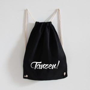 Turnbeutel - Tanzen-0