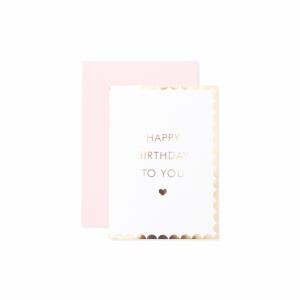 Klappkarte - Happy Birthday-0