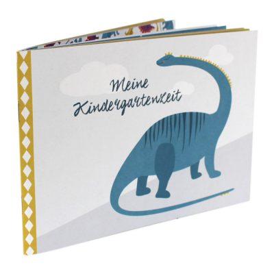 """Buch """"Meine Kindergartenzeit"""" - Dinos-0"""