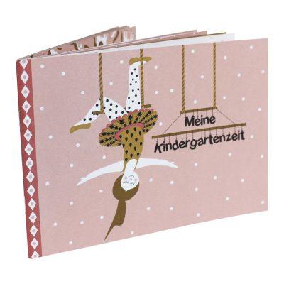 """Buch """"Meine Kindergartenzeit"""" - für Mädchen-0"""