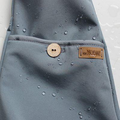 Softshellhose grau - Wasserabweisend-0