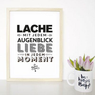 "Kunstdruck ""Augenblick""-0"