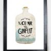 "Kunstdruck ""Ginflut""-0"