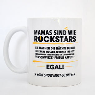 "Tasse ""Rockstar Mama""-0"