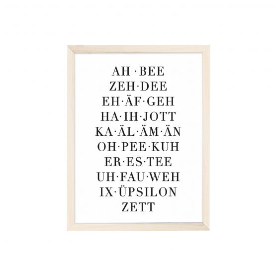 Poster - ABC-0