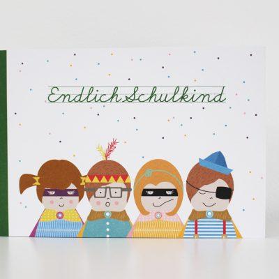 """Buch """"Endlich Schulkind"""" -0"""