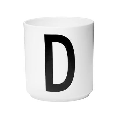 """Buchstabenbecher """"D""""-0"""