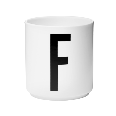 """Buchstabenbecher """"F""""-0"""