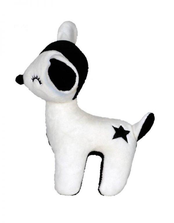 little deer black&white-290