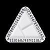 Buchstaben Traigleplatte-0
