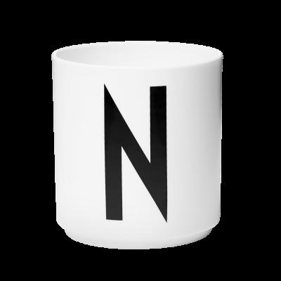 """Buchstabenbecher """"N""""-0"""