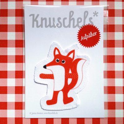 "Aufnäher ""Fuchs""-0"