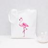Jutebeutel - Flamingo-0