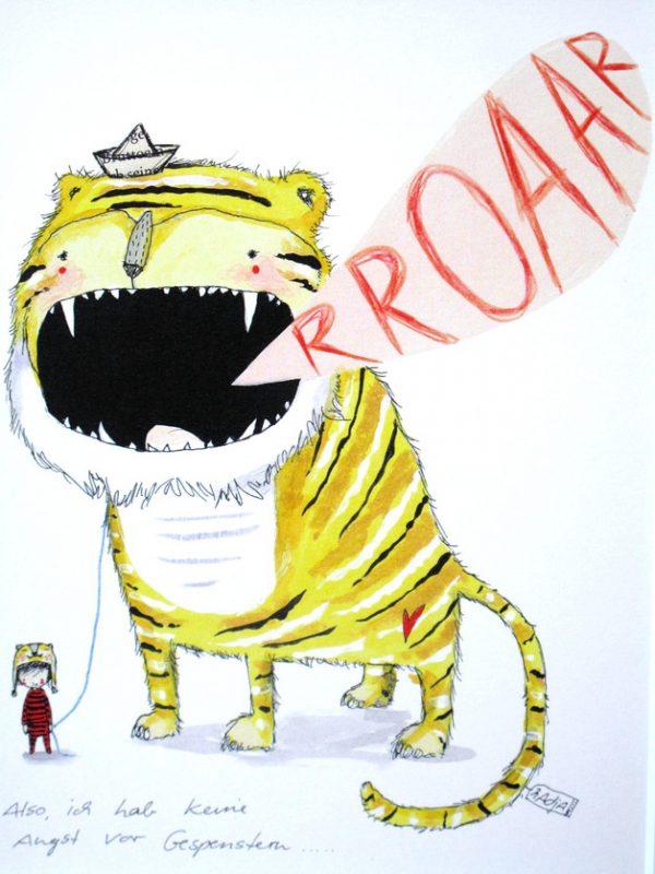 """Bild """"Tiger""""-591"""